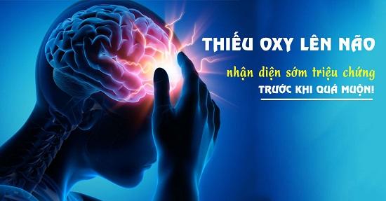 thiếu oxy lên não - Căn bệnh nguy hiểm